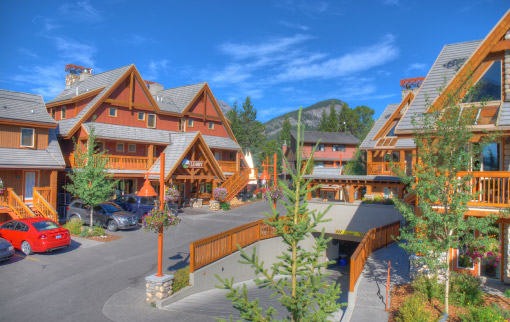 Hidden Ridge Resort Summer